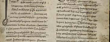 zauberspr che latein linguistik altirische notiz entpuppt sich als zauberspruch