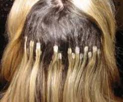 glue in extensions the safest hair extensions for thin hair manemaxx website