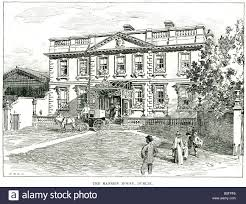 House Meaning by The Mansion House Dublin The Mansion House Irish Teach An Stock