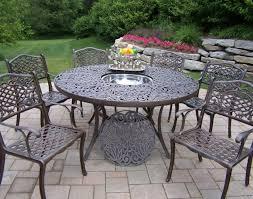 patio u0026 pergola cast aluminum patio furniture clearance home
