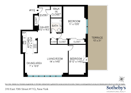 8 york street floor plans 310 east 70th street apt 11q new york ny 10021 sotheby u0027s