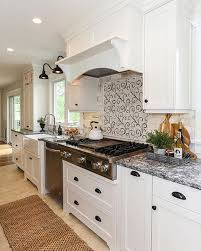 Fire And Ice Backsplash - featured projects schaub and company