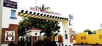 Heritage Luxury Builders by Villas In Bangalore Heritage County