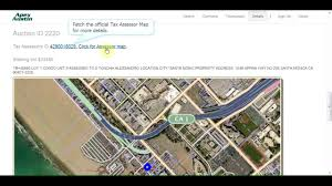 La County Assessor Map Los Angeles Defaulted Property Tax Auction Sale Youtube