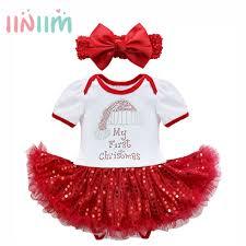 Halloween Gifts For Babies Online Get Cheap My First Christmas Dress Aliexpress Com
