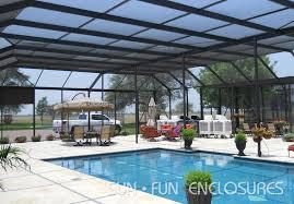 enclosed pool houston s premiere pool enclosure builder screen patio screen