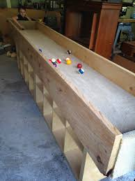 indoor carpet ball table lipstick and sawdust how to build a carpetball table home made