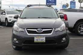 subaru crosstrek grey grey subaru xv crosstrek in california for sale used cars on