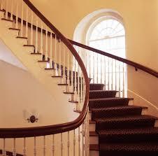 Spiral Stair Handrail Wood Spiral Staircase Railing U2014 John Robinson House Decor