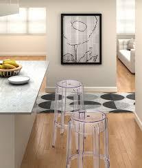 Modern Digs Furniture by Anime Bar Stool Transparent Modern Digs Furniture