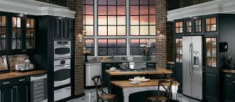 Black Kitchen Appliances Ideas Kitchen Rustic Kitchen Design Built In Dishwasher Brick Stone