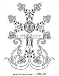 armenian crosses armenian cross stock images royalty free images vectors