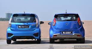 nissan almera vs proton persona how many iriz do you see on the road