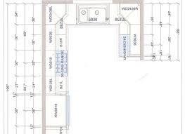 l shaped kitchen with island floor plans images about kitchen floor plans on l shaped islands and