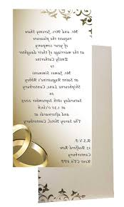 Gujarati Invitation Card Matter Wedding Invitation Card Format In Gujarati Broprahshow