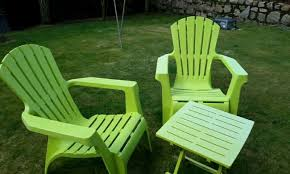 Lime Green Patio Furniture by Dobbies Weather Resistant Lime Green Set Of Two Patio Chairs In