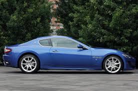 maserati blue logo 2013 maserati granturismo sport italy u0027s gt muscle car gets a