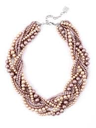 wholesale pearls necklace images Braided pearls collar necklace wholesale pearl necklaces jpg