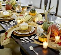 61 best thanksgiving table images on table settings