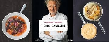 cuisine des chef gagnaire with the chef