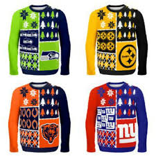 nfl sweaters nfl sweaters an awesome gift for football fans thrifty jinxy
