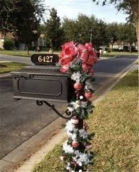 Christmas Mailbox Decoration Ideas 25 Best Decorate Your Mailbox In Christmas Style Images On