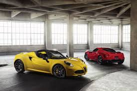 alfa romeo 4c will get major updates but not what enthusiasts