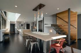 interior contemporary interior home design alongside black floor