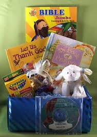 christian gift baskets jesus you christian gift basket for children w 2