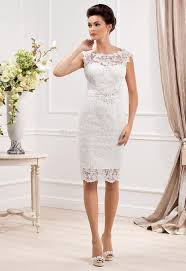 pencil wedding dress wedding dress lace fabric with sashes cap sleeves high neck sheath