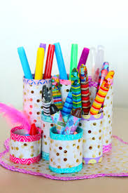diy cuffs bracelets easy paper tubes kids craft