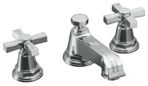 Kohler Widespread Bathroom Faucet by Faucet Kohler Rubicon Faucet Kohler Fairfax Bathroom Faucet