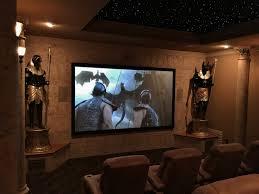 home theater basement basement renovation yields a 500 000 entertainment complex