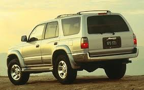 toyota 4runner 1999 limited used 1998 toyota 4runner for sale pricing features edmunds