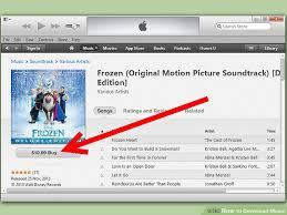 3 easy ways download music pictures wikihow