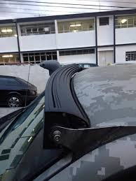 toyota tacoma light bar roof mount curved light bar on eduardo s 3rd gen toyota off road pinterest