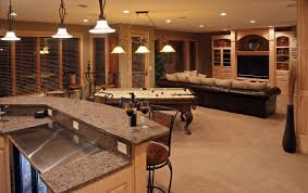 Basement Kitchen Ideas Small Creative Of Finished Basement Ideas On A Budget With Ideas About