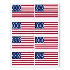 state flag temporary tattoos zazzle