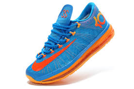 nike kd 6 vi elite team photo blue team orange atomic mango for