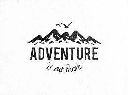 adventure is out there by david ristevski dribbble tap the