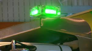 new green lights to curb ohio department of transportation truck
