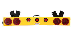 wireless tow light bar tm48mh wireless light bar