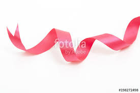 curly ribbon pink curly ribbon on white stock photo and royalty free images on