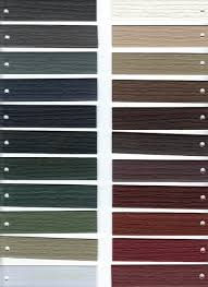 shutter colors for gray siding shutter color chart mobile home