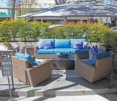 Newport Wicker Patio Furniture Time To Get Outside Come See Our New Outdoor Furniture Harvest