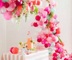 How To Make A Balloon Chandelier Guide To Hosting The Cutest Baby Shower On The Block
