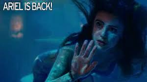 brand trailer live action remake mermaid