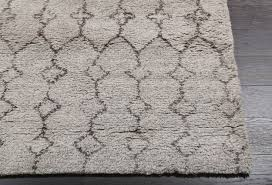 rugsville moroccan beni ourain grey 12188 wool rug rugsville co uk