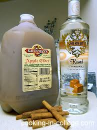 ups hours thanksgiving caramel apple cider for grown ups another version 1 gallon