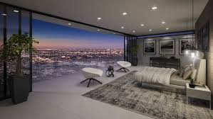 view interior of homes luxury bedroom with amazing view interior design ideas